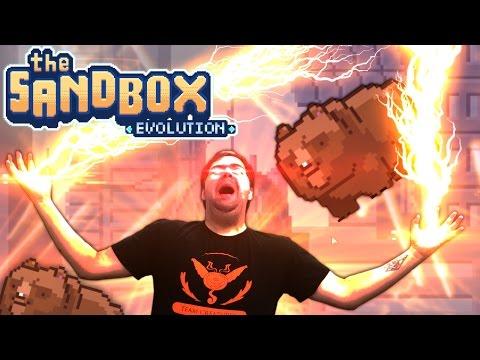 MERCILESS GOD - The Sandbox Evolution