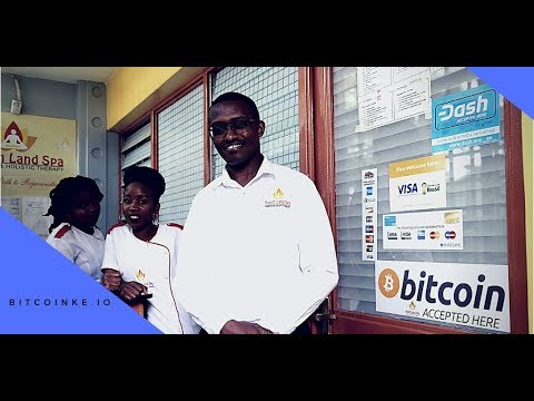 Health Land Spa in Nairobi Kenya Now Accepting Bitcoin and Dash