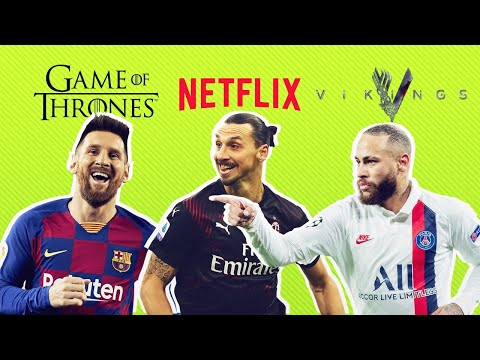 Messi Asked Other Footballers What TV Series To Watch | WhatsApp Conversation | Oh My Goal