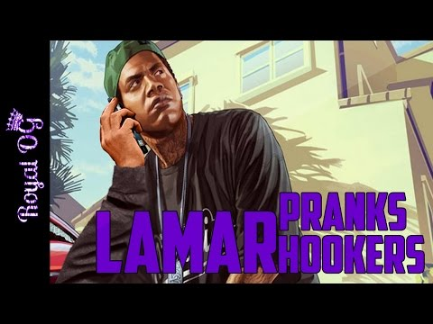 Lamar Davis calling up the Bitches - Prank Call Fridays (Funny)