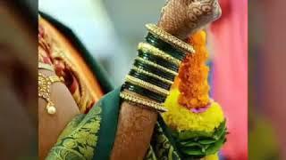 Treditional Maharashtrian Braidal Green Chooda Collection||महाराष्ट्रीयन हिरवा चुडा||