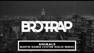 Martin Garrix Animals Victor Niglio & Martin Garrix Remix