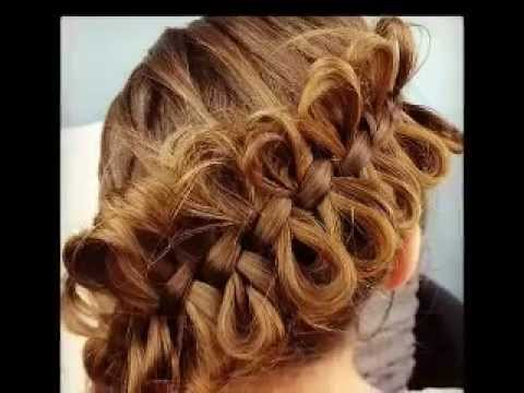 unique braided hairstyles  youtube