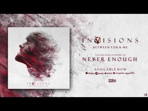 InVisions - Never Enough (Official Audio Stream) Mp3