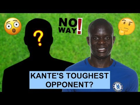 12 Footballers Reveal Their Toughest Opponent (Part 2)