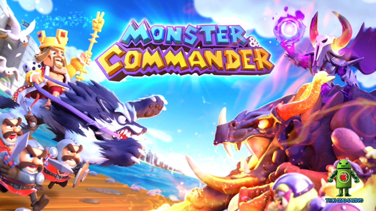 Monster and Commander astuce et triche