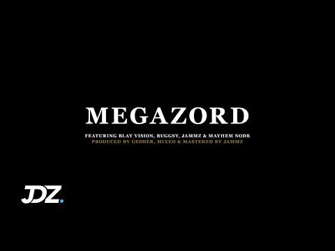 Mayhem Nodb, Jammz & Blay Vision - Megazord mp3 letöltés