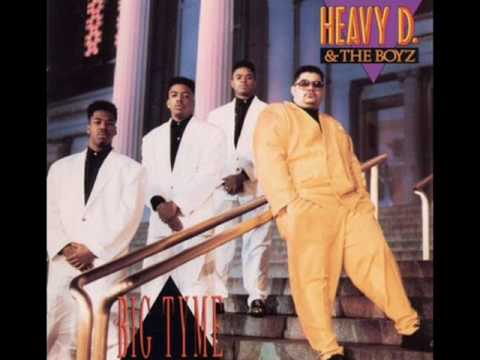 Heavy D & The Boyz- More Bounce