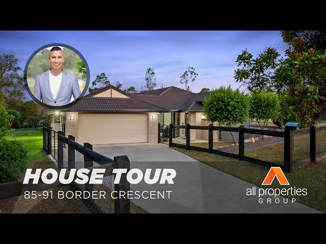 85-91 Border Crescent, New Beith | House Tour | Chris Gilmour