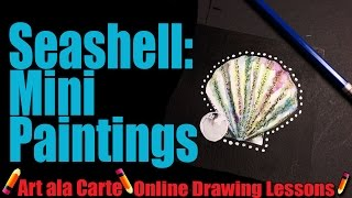 How to Create a pretty Shell Picture