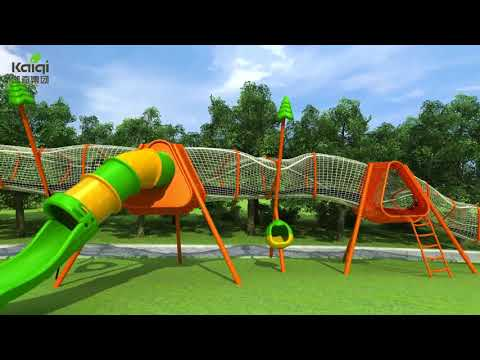 Kaiqi Group Co , Ltd--Playground,outdoor Playground Supplier In China