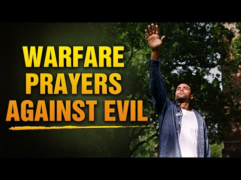 LET THIS PLAY OVER AND OVER!! Strong Warfare Prayers Against Evil | Protect Your Home & Family