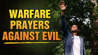 LET THIS PLAY OνER AND OVER!! Strong Warfare Prayers Against Evil   Protect Your Home & Family