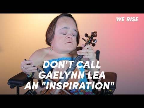 """Don't Call This Musician With a Disability an """"Inspiration"""""""