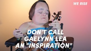 "Don't Call This Musician With a Disability an ""Inspiration"""