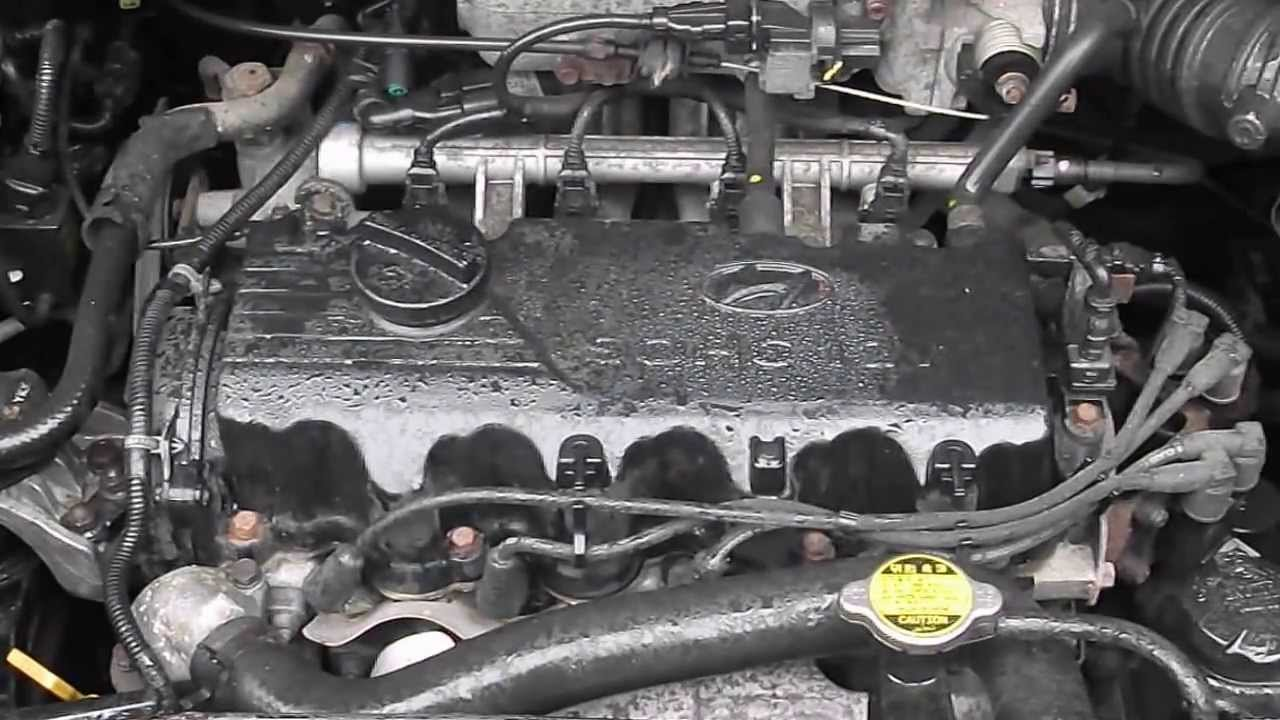 Hyundai Getz 2004 1 3 Gsi 12v Petrol Engine Code G4ea