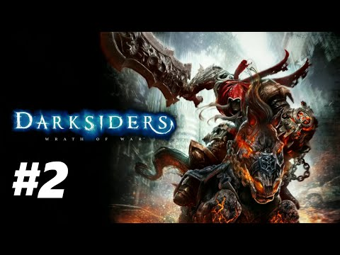 Ale to było dobre - Zagrajmy w Darksiders (Walkthrough #2)