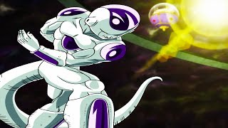 Frieza's dark intentions, frost betrayed!