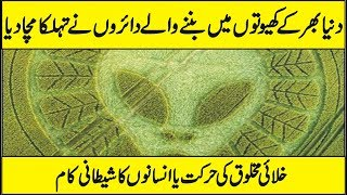 What on Earth Inside The Crop Circle Mystery in Urdu