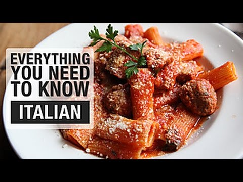 Everything You Need to Know About Italian Dining
