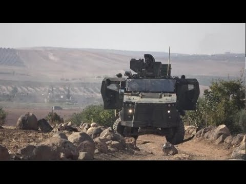 Turkish - Russian Patrolling Continues Despite Provocations   November 12th 2019  Syria