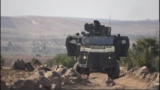 Turkish - Russian patrolling continues despite provocations | November 12th 2019| Syria
