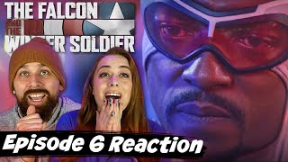 """The Falcon and The Winter Soldier Episode 6 """"One World, One People"""" FINALE Reaction & Review!"""