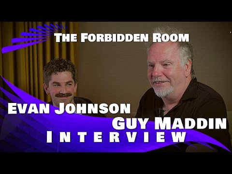 The Forbidden Room: Guy Maddin and Evan Johnson Interview