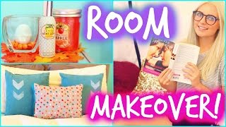 Cozy Room Makeover + Diy Fall Decor! | Aspyn Ovard