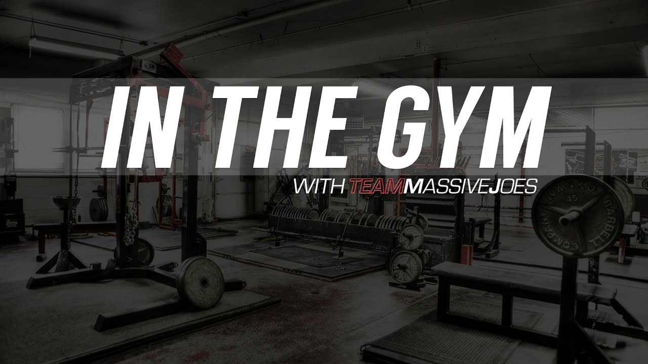 Live Wallpaper Hd 3d For Pc In The Gym With Team Massivejoes Leg Workout Gold S