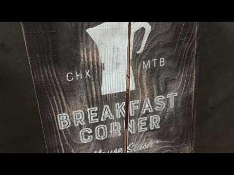 BreakfastCorner CHX - Publicity Shop
