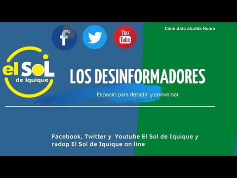 Los Desinformadores (R) Greisy Macaya- Ignacio Prieto
