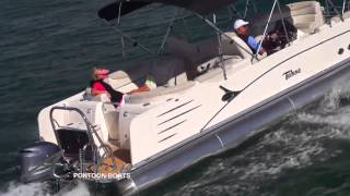2014 Pontoon Boats - Avalon Paradise Quad Lounge - Avalon Pontoons - Luxury