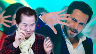 Korean in her 70s Reacts to Jhalak Dikhla Jaa Reloaded Music Video