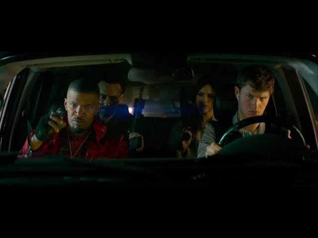 Baby Driver - Official Trailer #2