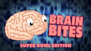 Late Show's Brain Bites: Super Bowl Edition