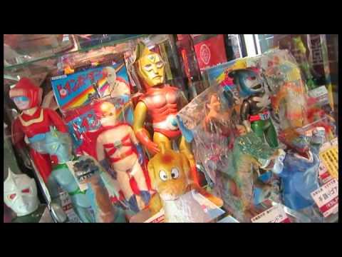 Geeking Out in Nakano Broadway, Tokyo (VIDEO) | HuffPost Life