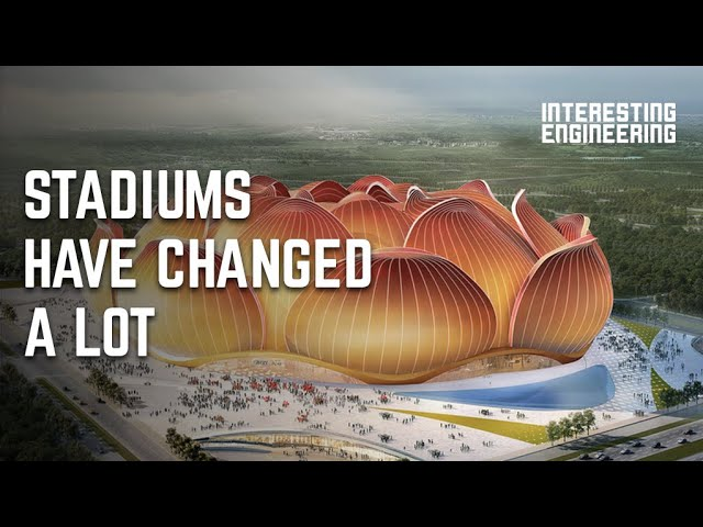 How Stadiums Evolved From Ancient Greece to Today