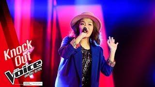 อิ๊งค์ - IDGAF - Knock Out - The Voice 2018 - 21 Jan 2019