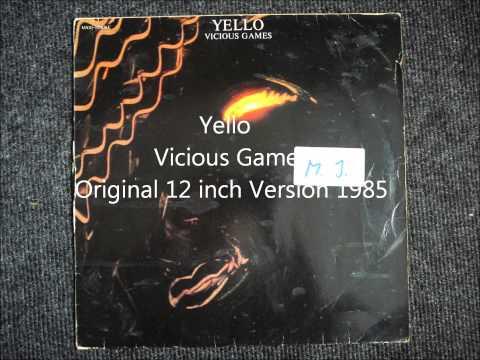 Yello - Vicious Games Original 12 inch Version 1985 mp3