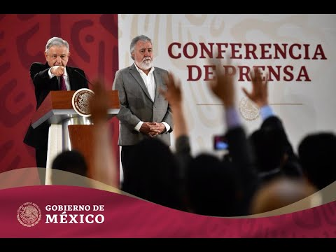 #ConferenciaPresidente | Lunes 25 de marzo de 2019