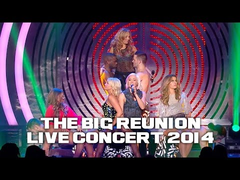 GIRL THING - ROAR (THE BIG REUNION LIVE CONCERT 2014)