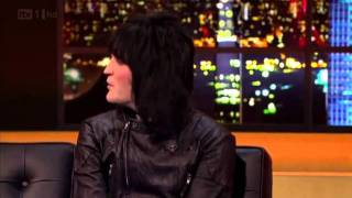 Noel Fielding Interview on The Jonathan Ross Show - 21/01/12 - Part 1/2