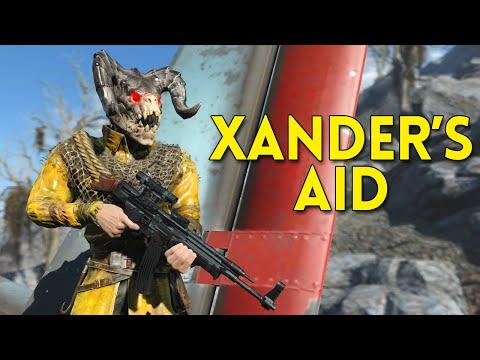 Fallout 4 Quest Mod - XANDER'S AID - Part 1