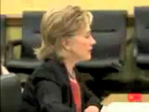 Hillary Clinton   We created Al Qaeda