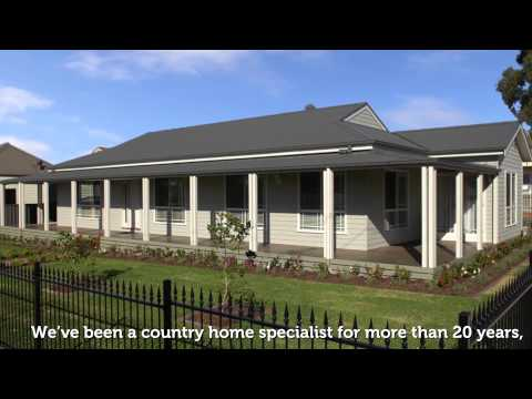 Manor Homes Modular Country Style Homes Nsw Youtube