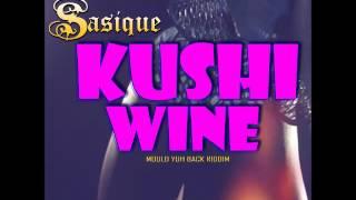 Sasique - Kushi Wine (Mould Yuh Back Riddim) - January 2016