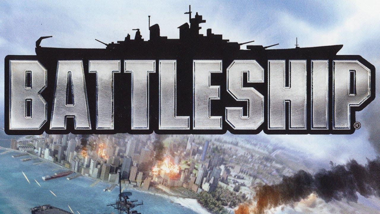 Battleship Board Game Logo