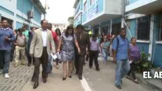 Así recibimos el Municipio de Durán (14-05-2014)