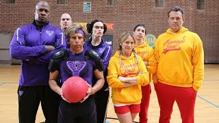 Dodgeball Cast Reunites for Charity Game